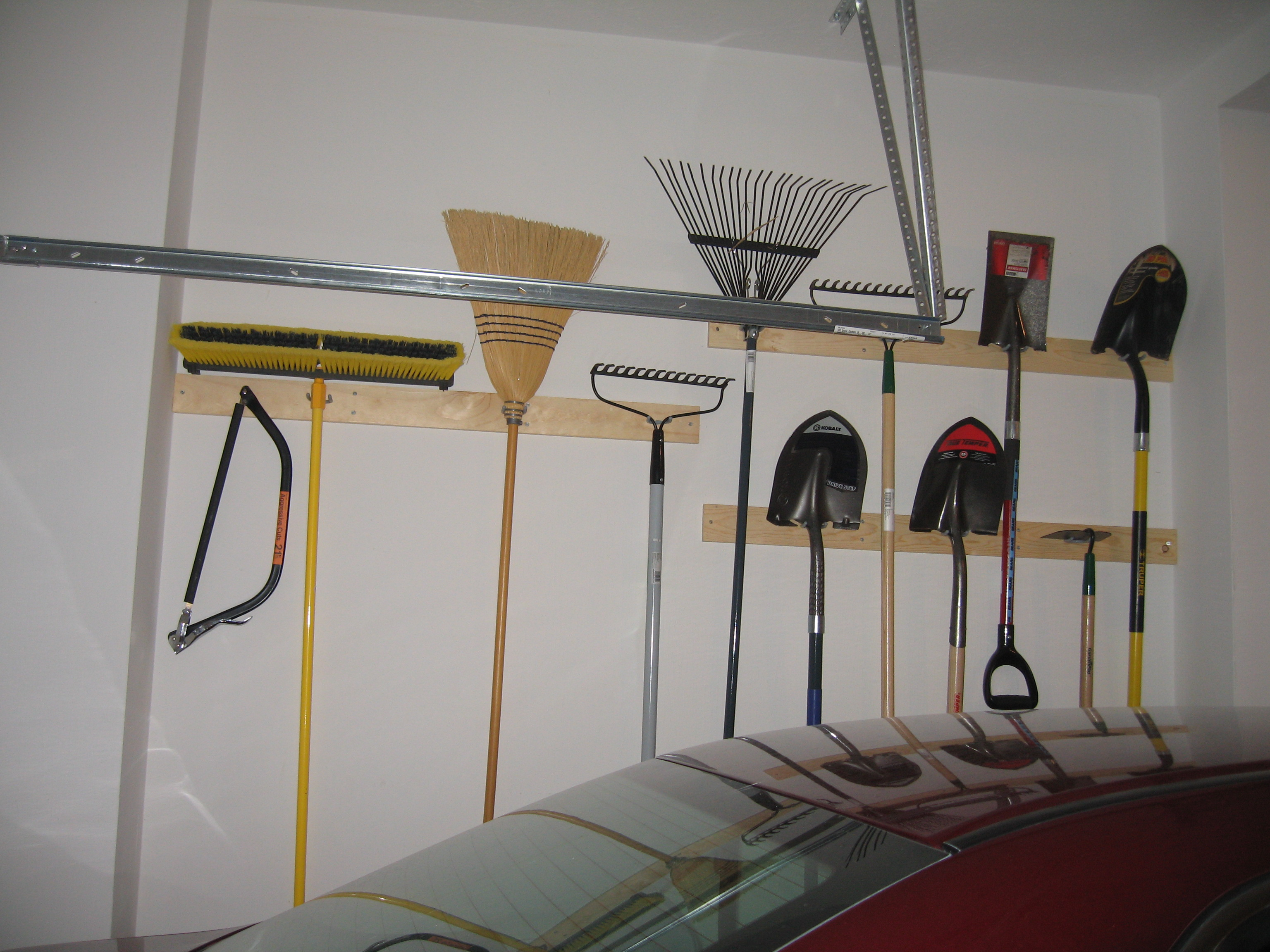 for home garage designs design lift hoist storage ceiling system bicycle