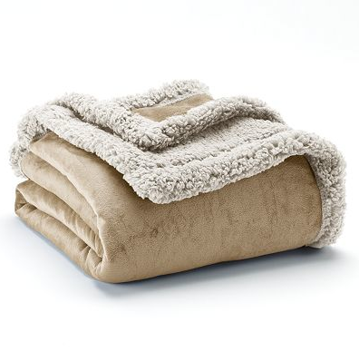 pottery barn blanket