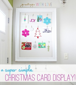 IHeartOrganizing card display