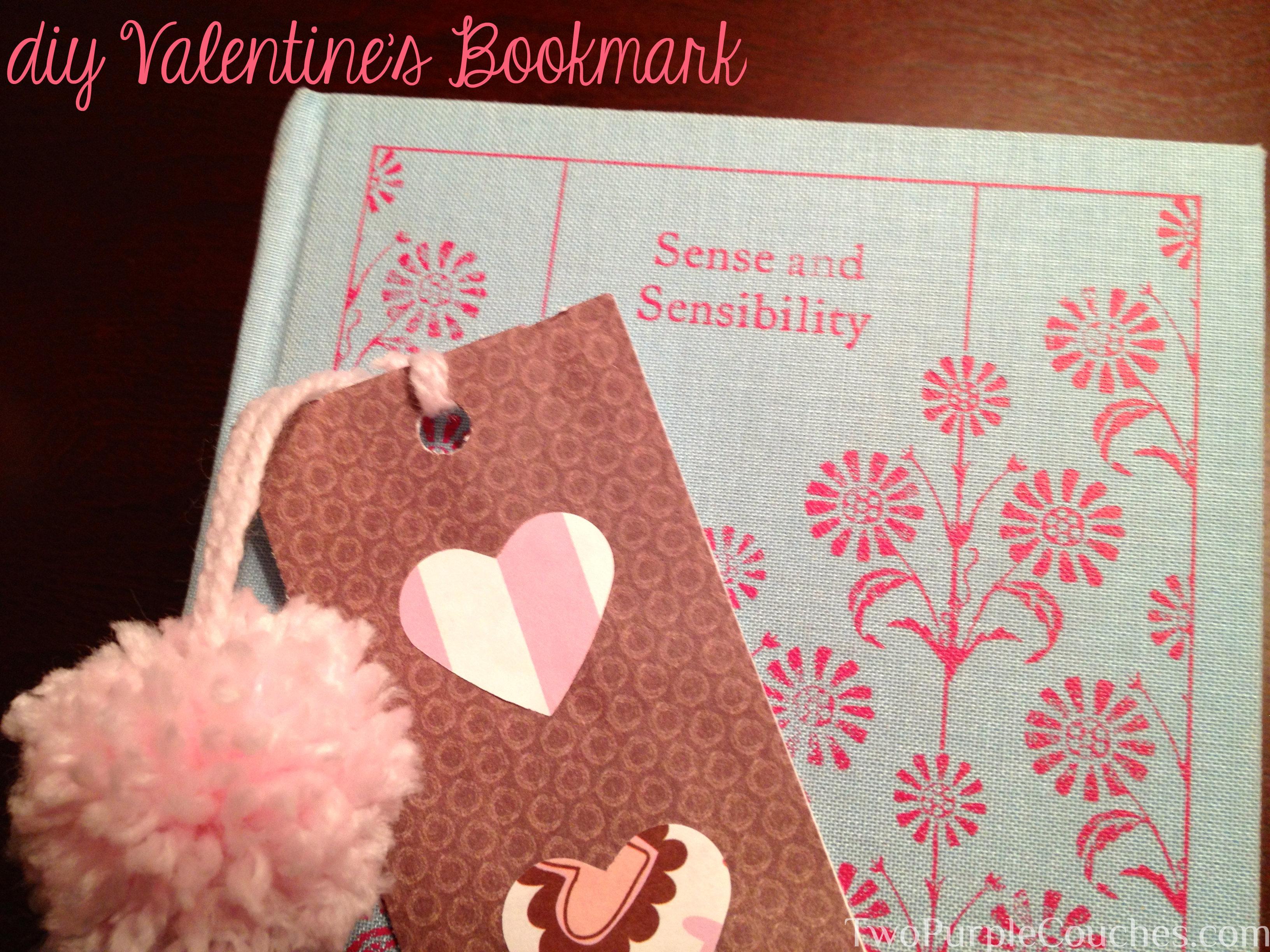 S&S bookmark