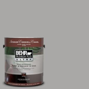 Behr Premium Plus Ultra in Cathedral Gray
