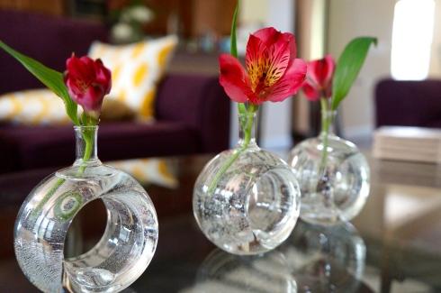 flower vases