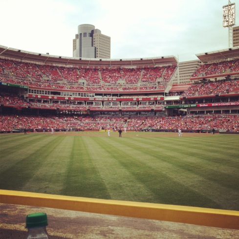 Reds Baseball at Great American Ballpark